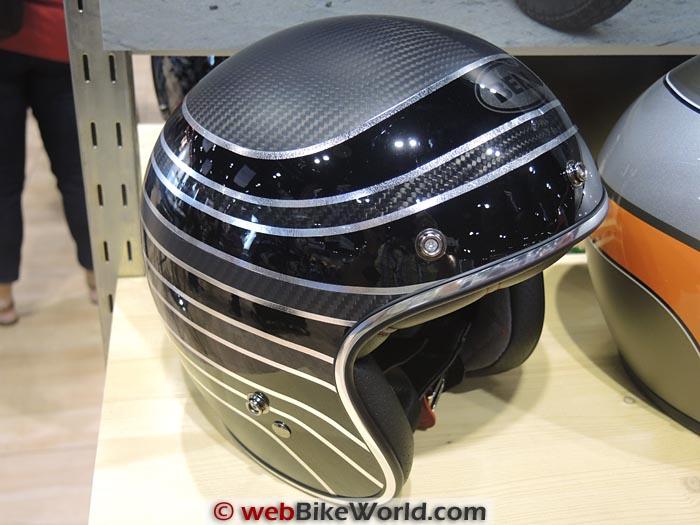 Bell Custom 500 Carbon Fiber
