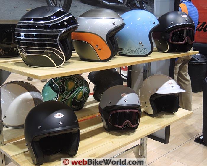 Bell Custom 500 Helmets