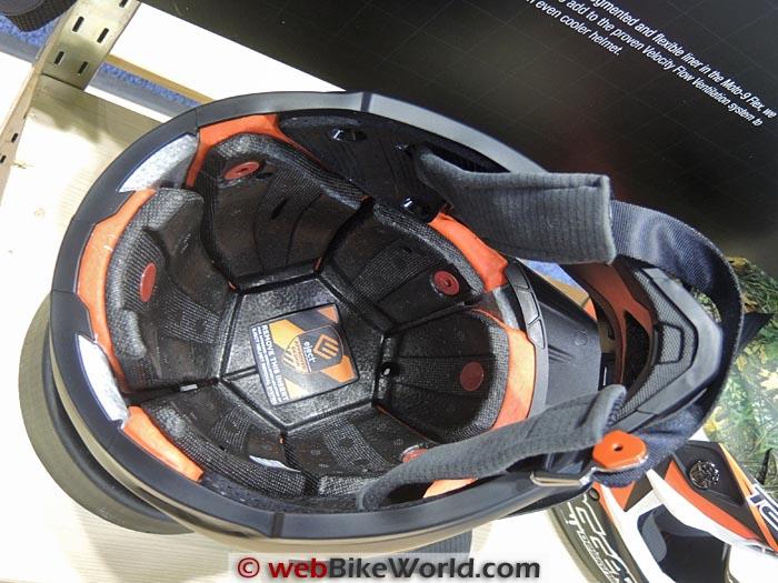 Bell Moto-9 Flex Full Liner