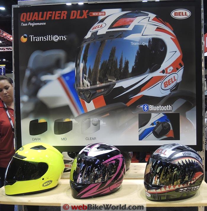 Bell Qualifier Helmets
