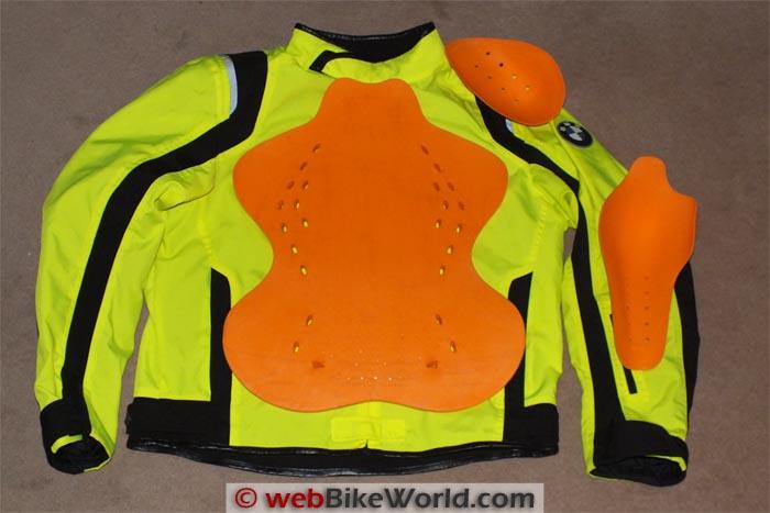 BMW Boulder Jacket Protectors