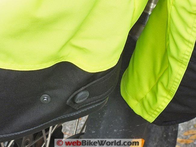 Bmw Boulder Jacket Review Webbikeworld