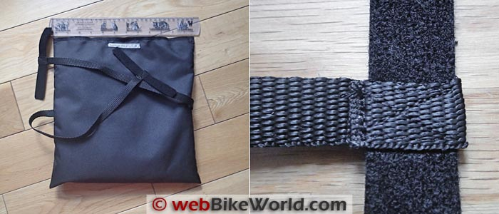 BumBags for Bikers Seat Cushion