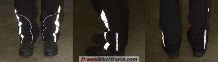 Fieldsheer Adventure Tour Pants Reflectivity