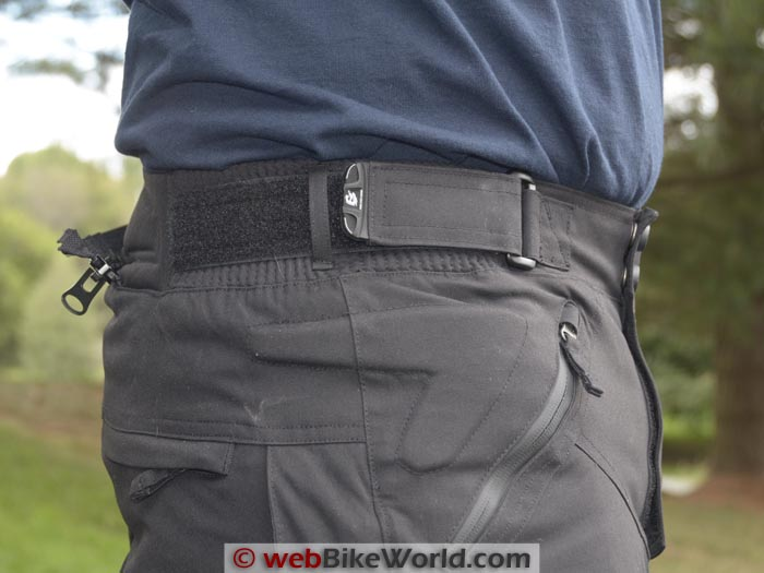 Fieldsheer Adventure Tour Pants Waist Adjuster