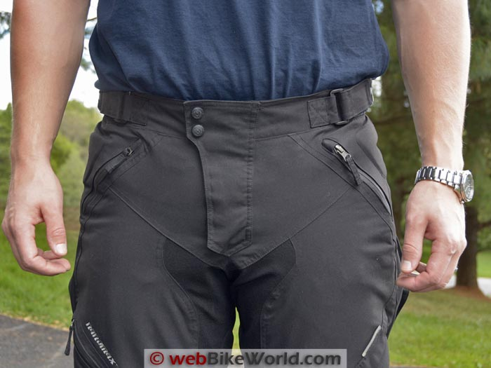 Fieldsheer Adventure Tour Pants Waist