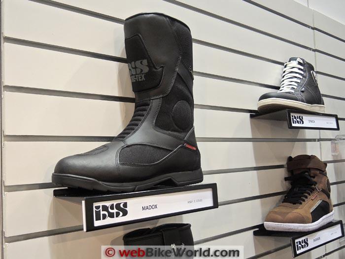 IXS Boots