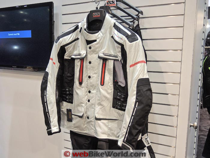 IXS Eagle 2 Jacket