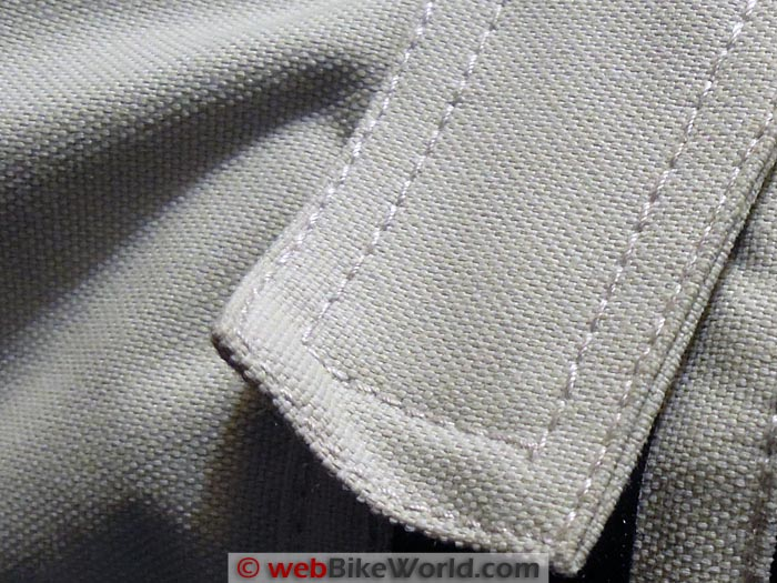 Maxtena Pro Fabric Close-up