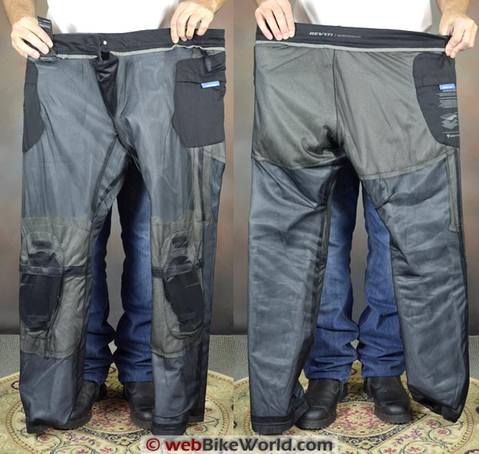 REV'IT! Memphis H20 Jeans Inner Lining