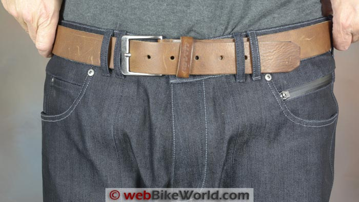 REV'IT! Memphis H20 Jeans Waist