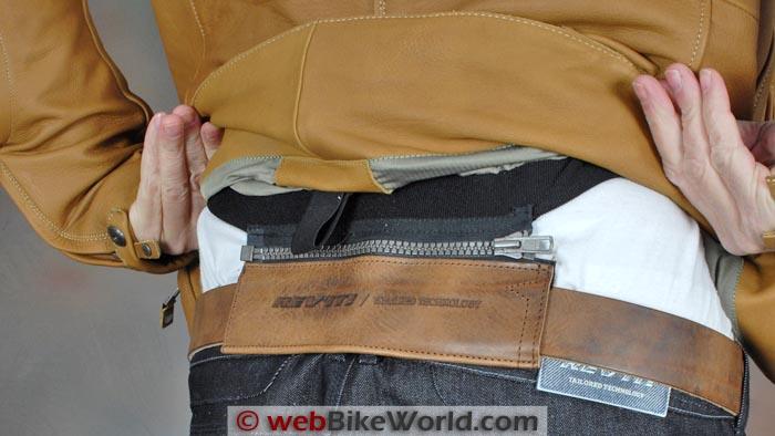 REV'IT! Safeway Belt Connector With Jacket