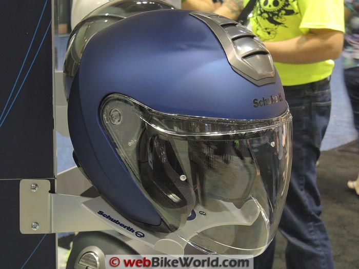 Schuberth M1 Blue
