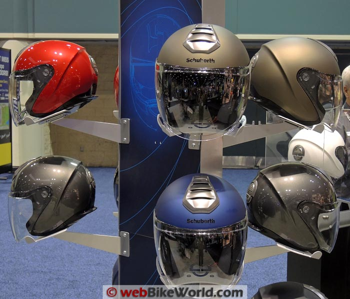 Schuberth M1 Colors