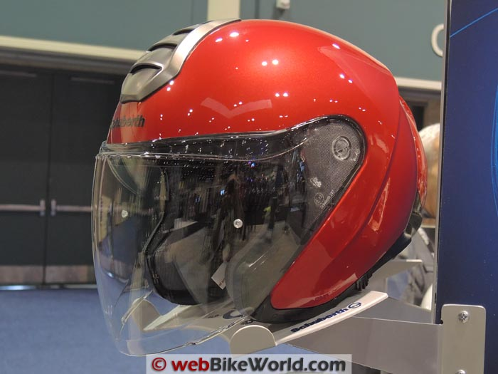 Schuberth M1 Face Shield