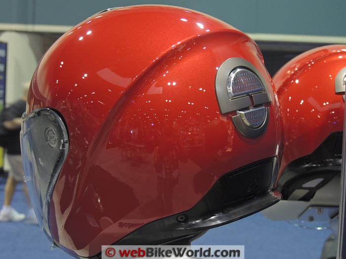 Schuberth M1 Rear View