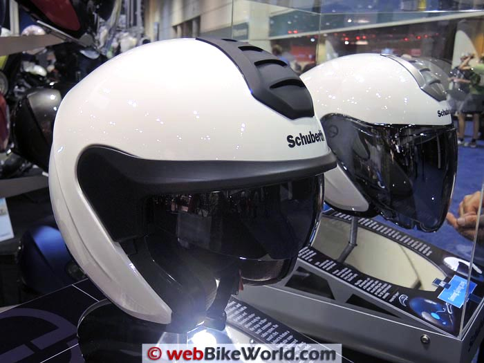 Schuberth M1 White