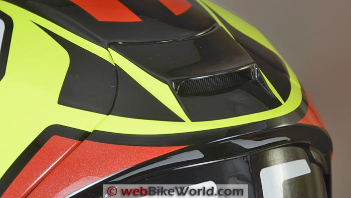 Scorpion EXO-R2000 Exhaust Vent