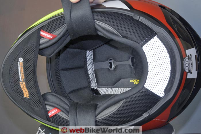 Scorpion EXO-R2000 Helmet Liner