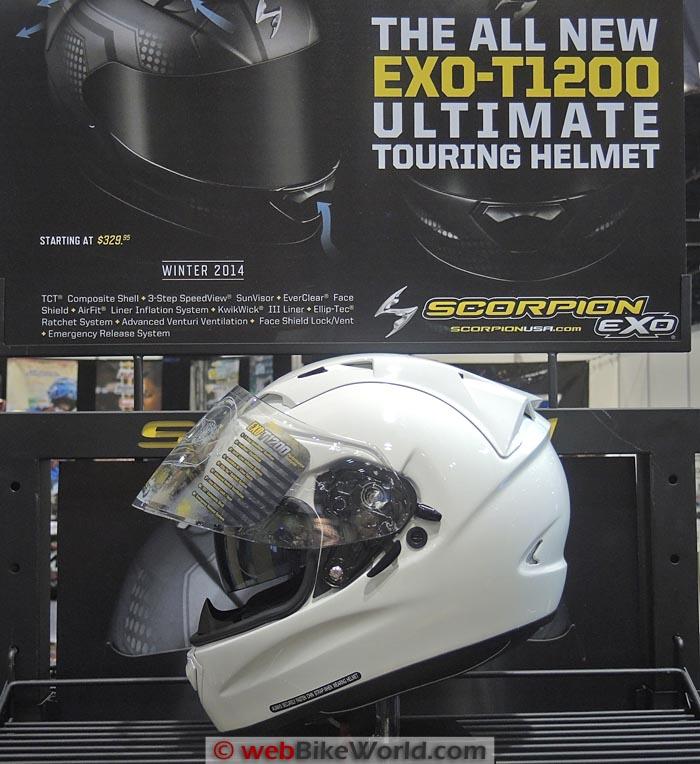 Scorpion EXO-R1200