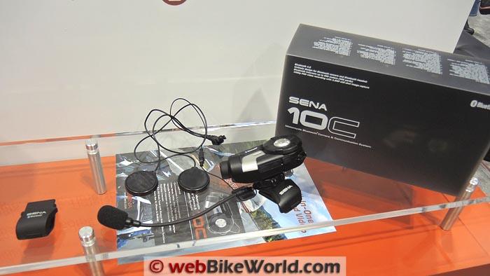 Sena 10C Kit