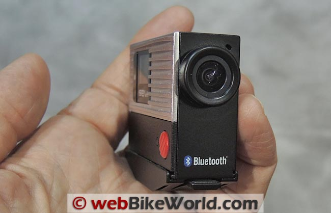 Sena Action Camera Front View