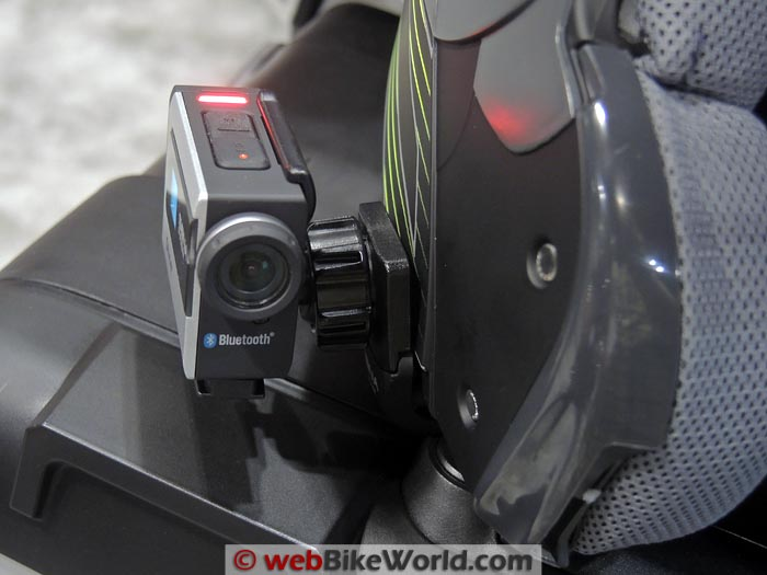 Sena Prism Camera Helmet Mount