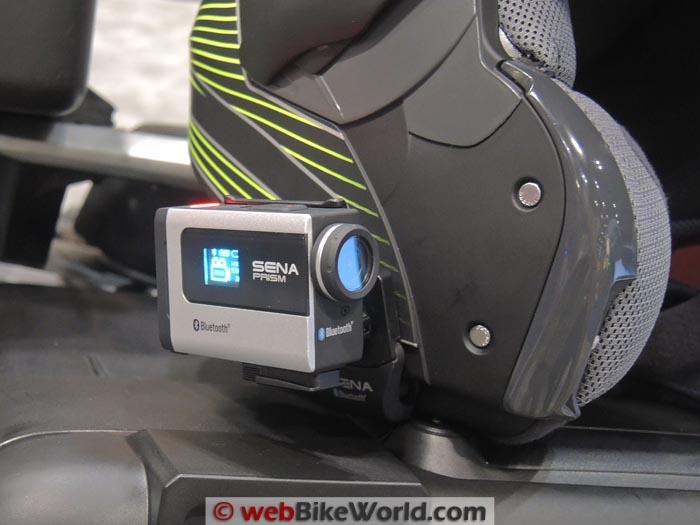 Sena Prism Camera