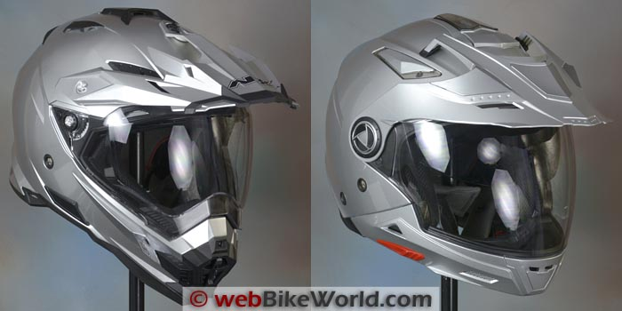 AFX FX-41DS and FX-55 Helmets