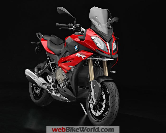 BMW S1000XR Red Front