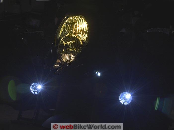Denali DR1 Lights On