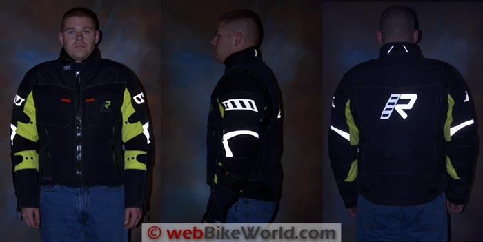 Rukka Armaxis Jacket Reflectivity