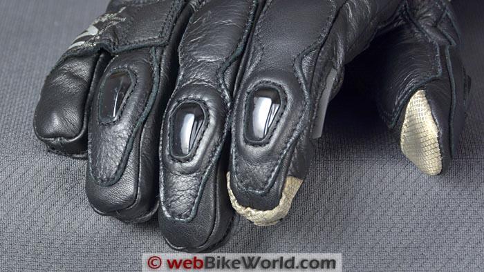 Rukka Imatra Gloves Fingertips