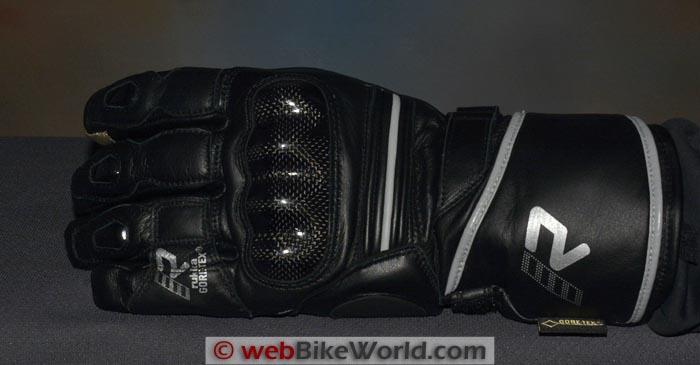 Rukka Imatra Gloves Reflectivity