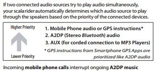 Bluetooth Priority for Paired Devices