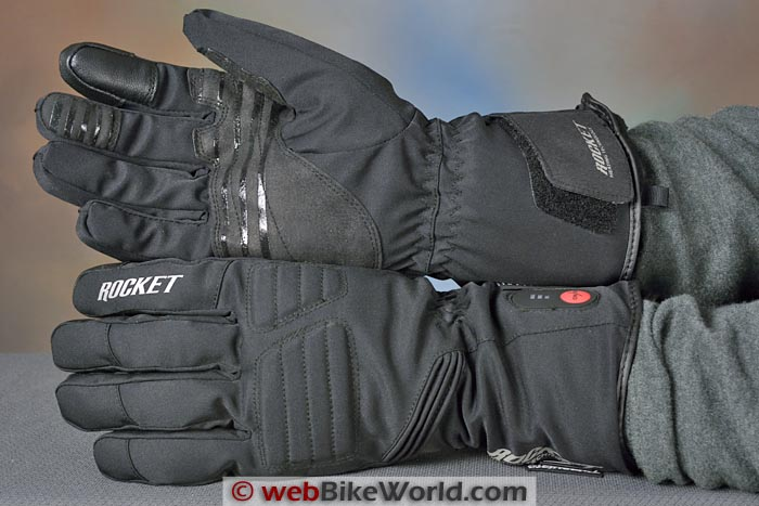 Joe Rocket Rocket Burner Gloves