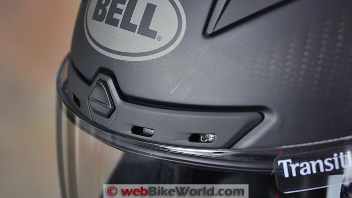 Bell Star Custom Fit Helmet Brow Vent