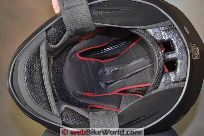 Bell Star Custom Fit Helmet Liner