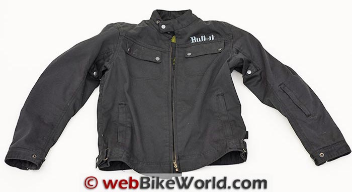 Bull-it Carbon Jacket
