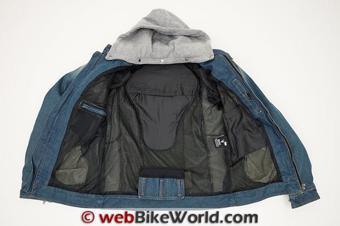 Bull-it Roadster Jacket Liner