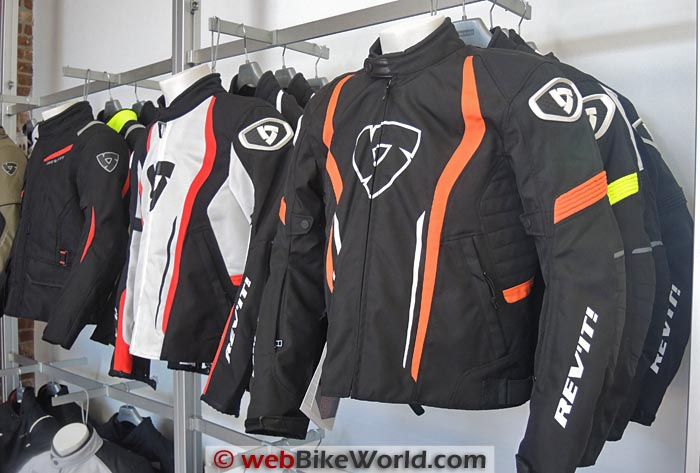REV'IT! 2015 Textile Jackets