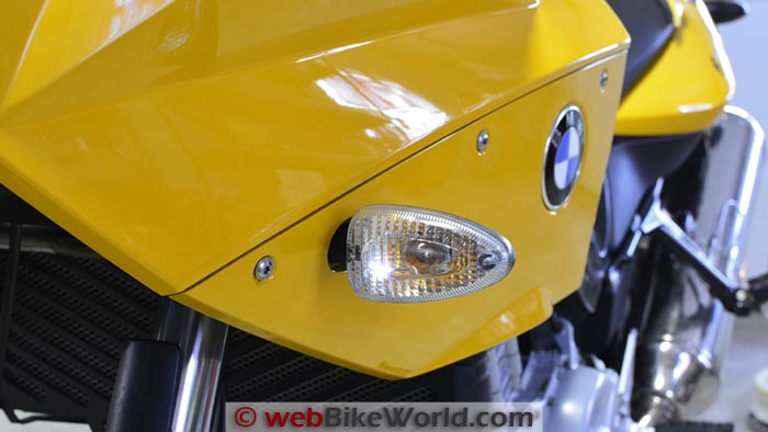 Stock Turn Signal BMW F800S