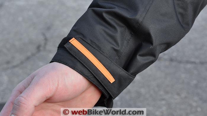 Joe Rocket Crew Jacket Sleeve Cuff