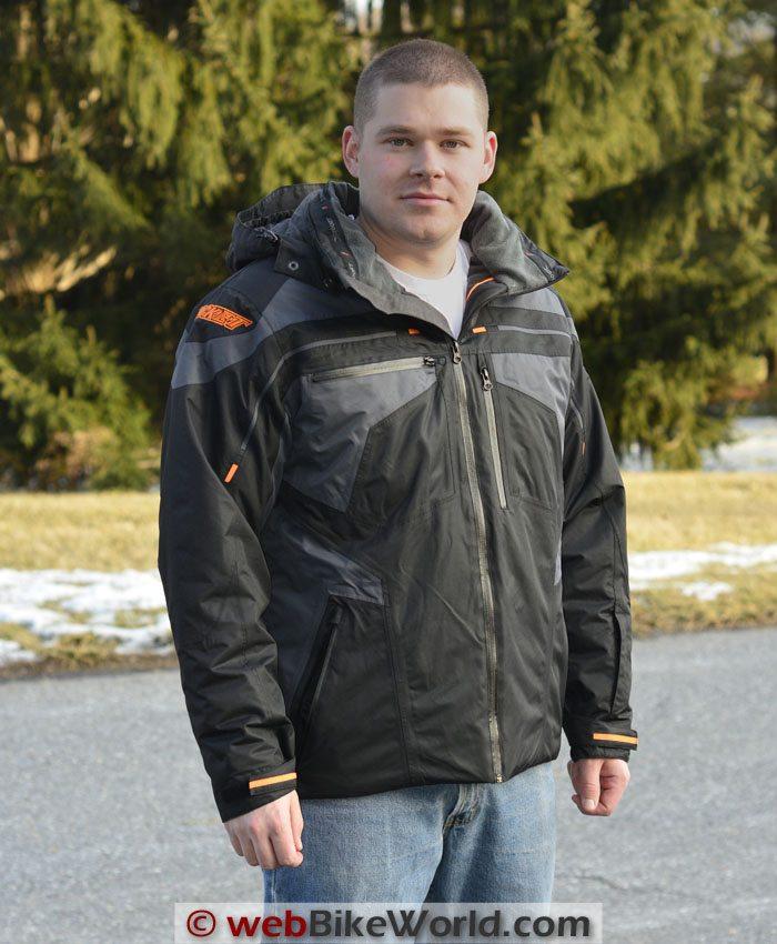 Joe Rocket Crew Jacket