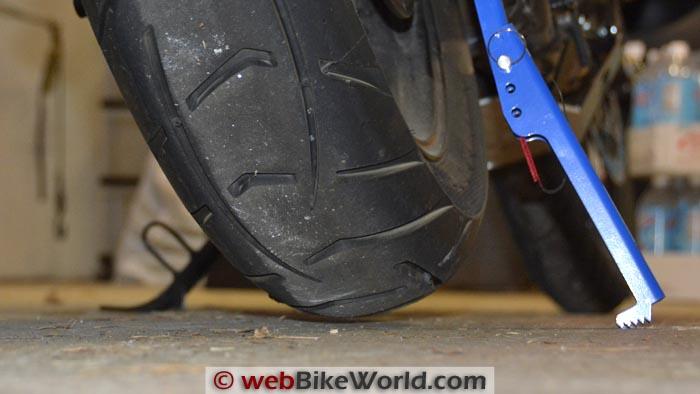 Tire Lift Amount