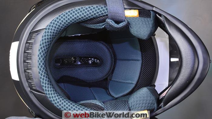 2015 Arai XD4 Helmet Liner