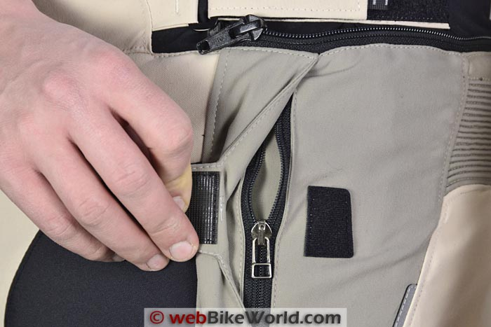 Dainese D-Explorer Pants Pocket