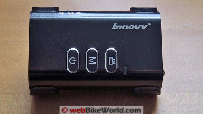 INNOVV Action Cam Controls