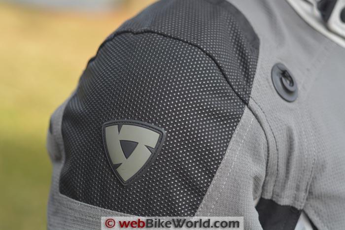 REV'IT! Dominator GTX Jacket Shoulder