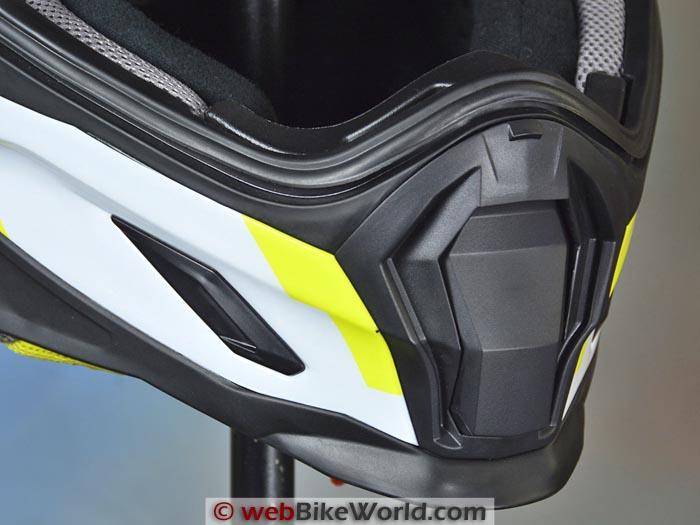 Touratech Aventuro Helmet Chin Vent